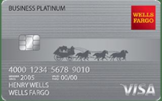 Wells Fargo Business Platinum Credit Card review