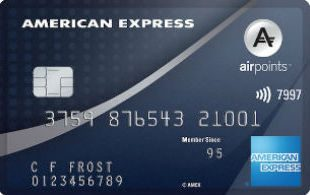 American Express Airpoints Platinum Card