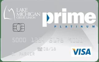 Lake Michigan Credit Union Prime Platinum Visa Credit Card review