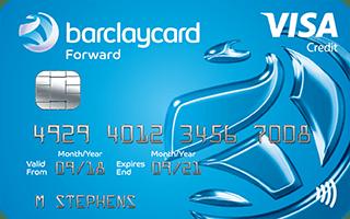 Barclaycard Forward Credit Card review 2021