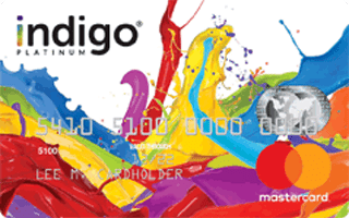 Indigo® Platinum Mastercard® Credit Card review