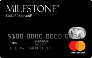 Milestone Gold Mastercard review September 8 finder.com