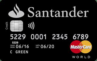 Santander World Elite Mastercard review 2021