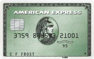 The American Express Green Card review 2021