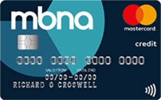MBNA Low Fee 0% Balance Transfer Credit Card review 2021