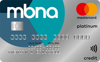 MBNA Long Term Low Interest Credit Card review 2021