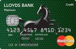 Lloyds Bank Platinum Low Fee 0% Balance Transfer Mastercard review 2021