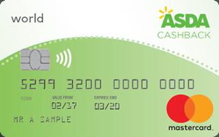 ASDA Money Cashback Start Credit Card review