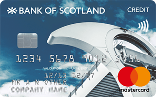 Bank of Scotland Business Credit Card Mastercard