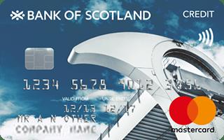 Bank of Scotland Business Credit Card Mastercard