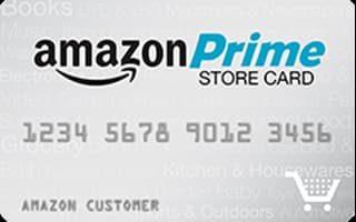 Amazon Prime Store Card Credit Builder