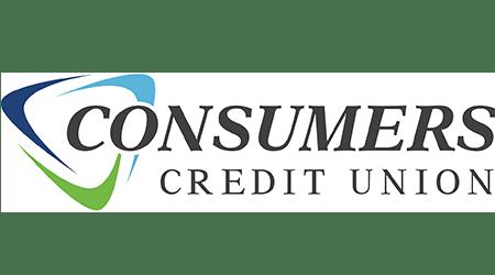 Consumers Credit Union Rewards Checking logo
