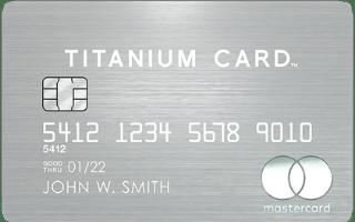 Luxury Card Mastercard® Titanium Card™ review