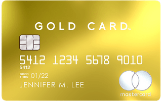 Luxury Card Mastercard® Gold Card™ review