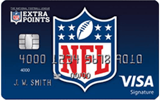 NFL Extra Points Credit Card review