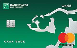 Bank of the West Cash Back World Mastercard® review