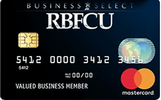 RBFCU Business Select Mastercard review