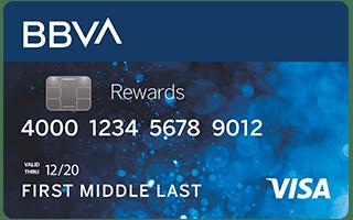 BBVA Rewards Card review