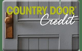 Country Door Credit review