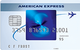 Blue Sky® Credit Card from American Express review