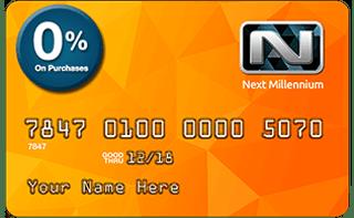 Next Millennium Card review