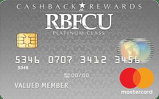 RBFCU CashBack Rewards Mastercard® review