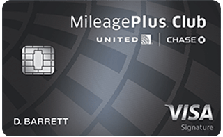 United MileagePlus® Club card review