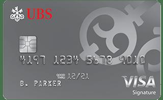 Review: UBS Visa Signature credit card
