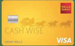 Wells Fargo Cash Wise Visa® Card review