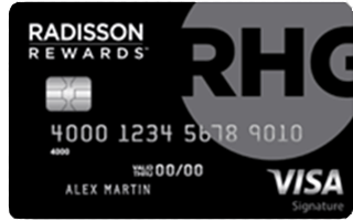Radisson Rewards™ Visa Signature® Card review