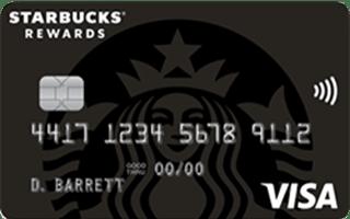 Starbucks Rewards™ Visa® Card review