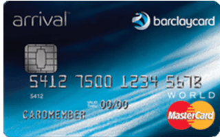 Review: Barclaycard Arrival World Mastercard