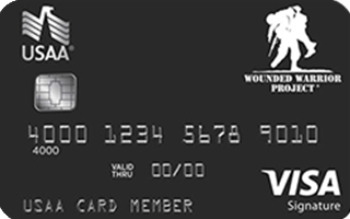Wounded Warrior Project USAA Rewards™ Visa Signature Card review