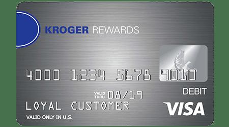 Kroger REWARDS Prepaid Visa® Card review