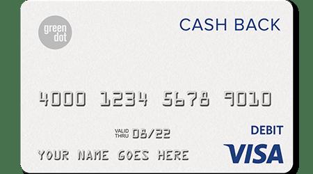 Green Dot 5% Cash Back Visa Debit Card review