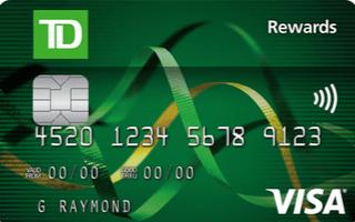 TD Rewards Visa Card