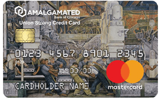 Amalgamated Bank of Chicago Union Strong Mastercard® Credit Card review