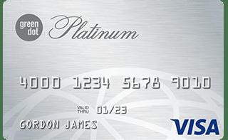 Green Dot Platinum Visa® Secured Credit Card review