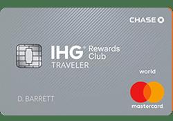 IHG® Rewards Club Traveler Credit Card