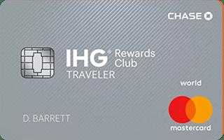IHG® Rewards Club Traveler Credit Card review