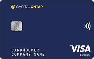 Capital on Tap Business Rewards Credit Card