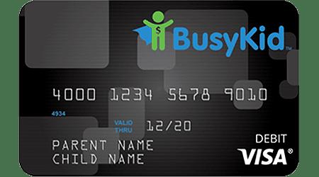 BusyKid Visa Prepaid Debit Card review