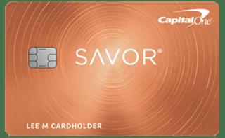 Capital One® Savor® Cash Rewards Credit Card review