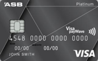 ASB Visa Platinum Rewards Credit Card