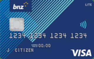 BNZ Lite Visa