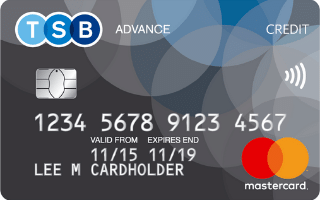 TSB Advance Mastercard review 2021