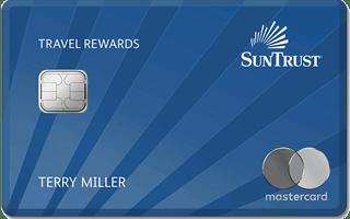 SunTrust Travel Rewards Credit Card review