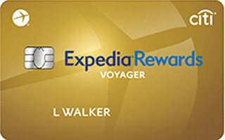 Review: Expedia Rewards Voyager Card from Citi