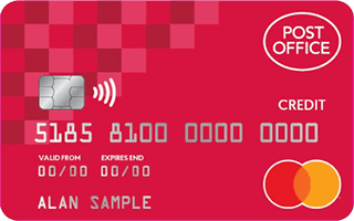 Post Office credit card review 2021