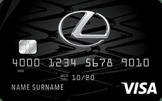Lexus Pursuits Visa® review